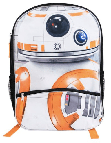 10 Coolest Backpacks for Boys : BB8 | www.thepinningmama.com