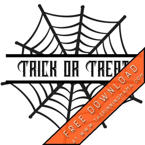 Free Halloween Cut file for Silhouette and Cricut! Download this free file in .SVG, .DXF, .PNG and .Studio3 format!