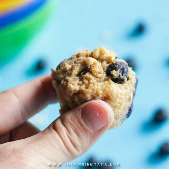 Quick and easy Toddler Super food muffins. These are so good I eat them for snacks too!