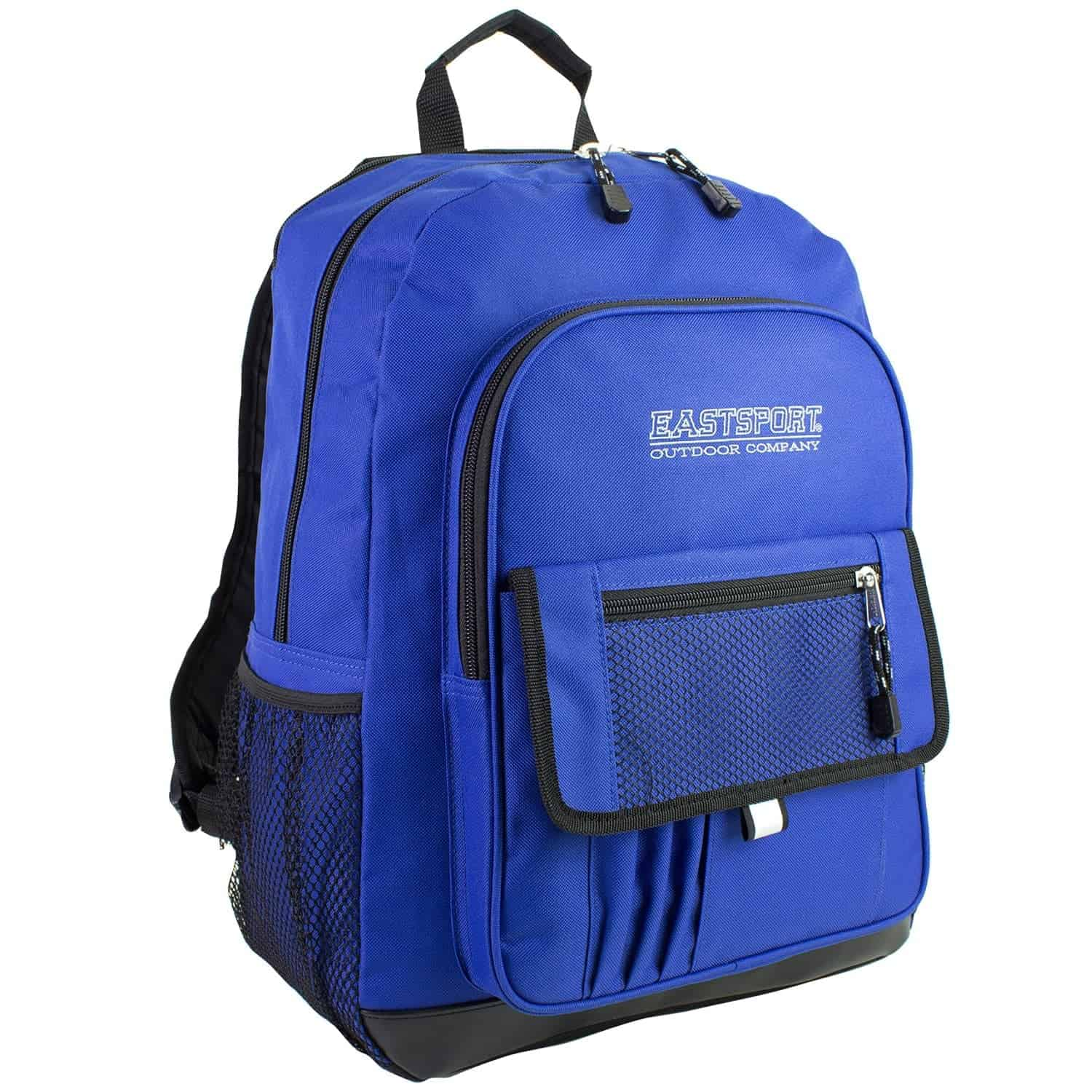 Kids Tech Backpack - This back pack has a special padded compartment made for carrying a laptop.  If your kids use laptops or iPads at school this is perfect for them!