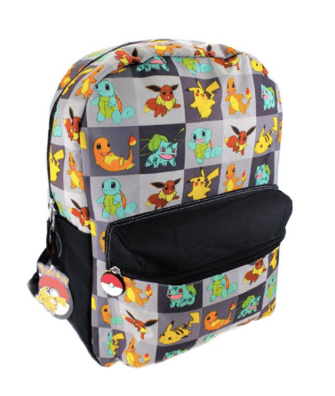 10+ Best Backpacks for Boys : Pokemon | www.thepinningmama.com