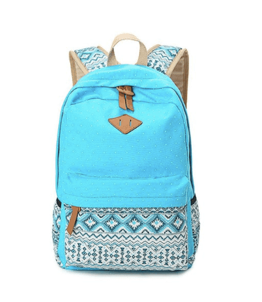 10+ Coolest Backpacks for Girls: Abshoo | www.thepinningmama.com