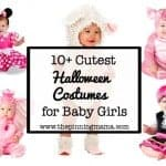 10+ Cutest Halloween Costumes for Baby Girls