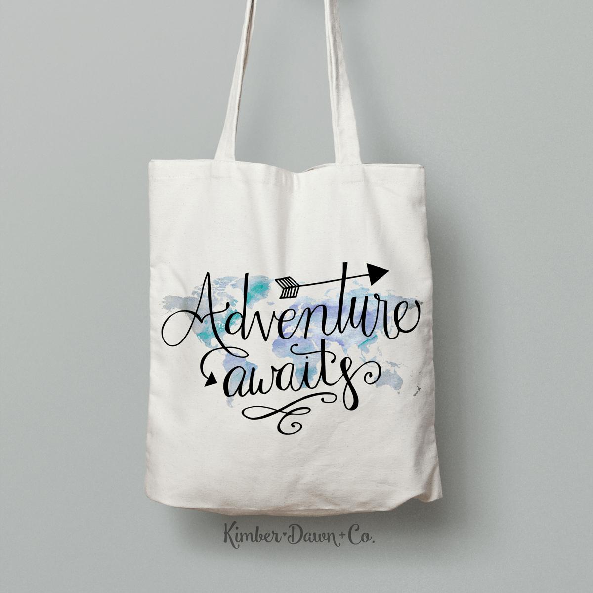 Adventure Awaits Free Cut File for Silhouette CAMEO + Cricut crafts
