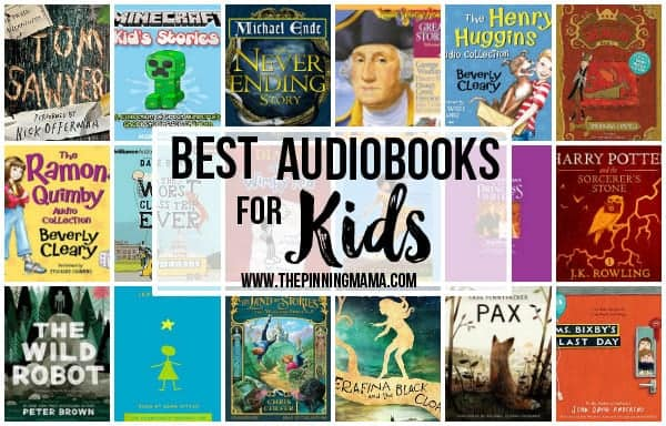Best Audio Books for Kids