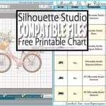File Types: Using .DXF .JPG .PNG .EPS and .SVG in Silhouette Studio {Silhouette Boot Camp Lesson 1}