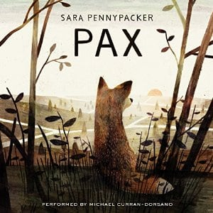 Pax - audio books for kids