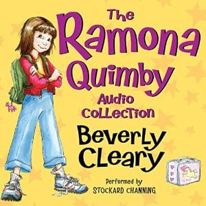 Ramona Quimby Audio Book