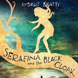 Serafina and the Black Cloak Audio Book