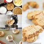 Best cookies ever!!! Soft Chewy Thick Peanut Butter Cookie Recipe - You will never make another recipe again! These are SO SO SO good!