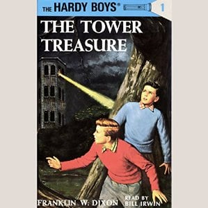 Hardy Boys - Audio books for kids