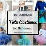 10+ Adorable Tutu Halloween Costumes