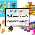 10+ Great Halloween Treats to Hand Out that AREN'T Candy!