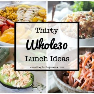 30 Whole30 Lunch Ideas