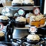 Free Cupcake Topper Template Cut File