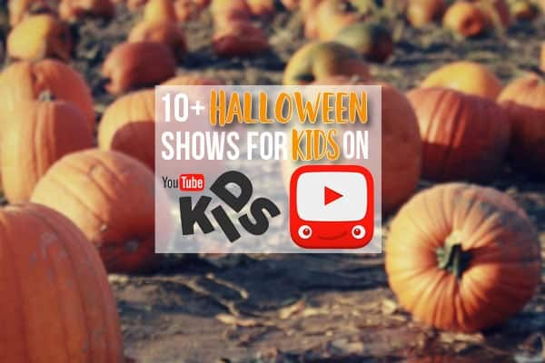 free halloween shows for kids on youtube this will keep the kids busy for hours - Halloween Youtube Kids
