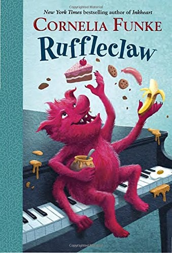 10+ Best Chapter Books for Boys: Ruffleclaw | www.thepinningmama.com
