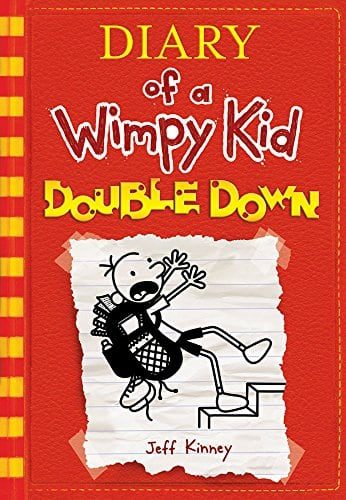 10+ Best Chapter Books for Boys: Diary of a Wimpy Kid| www.thepinningmama.com