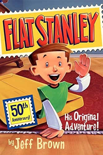10+ Best Chapter Books for Boys: Flat Stanley | www.thepinningmama.com