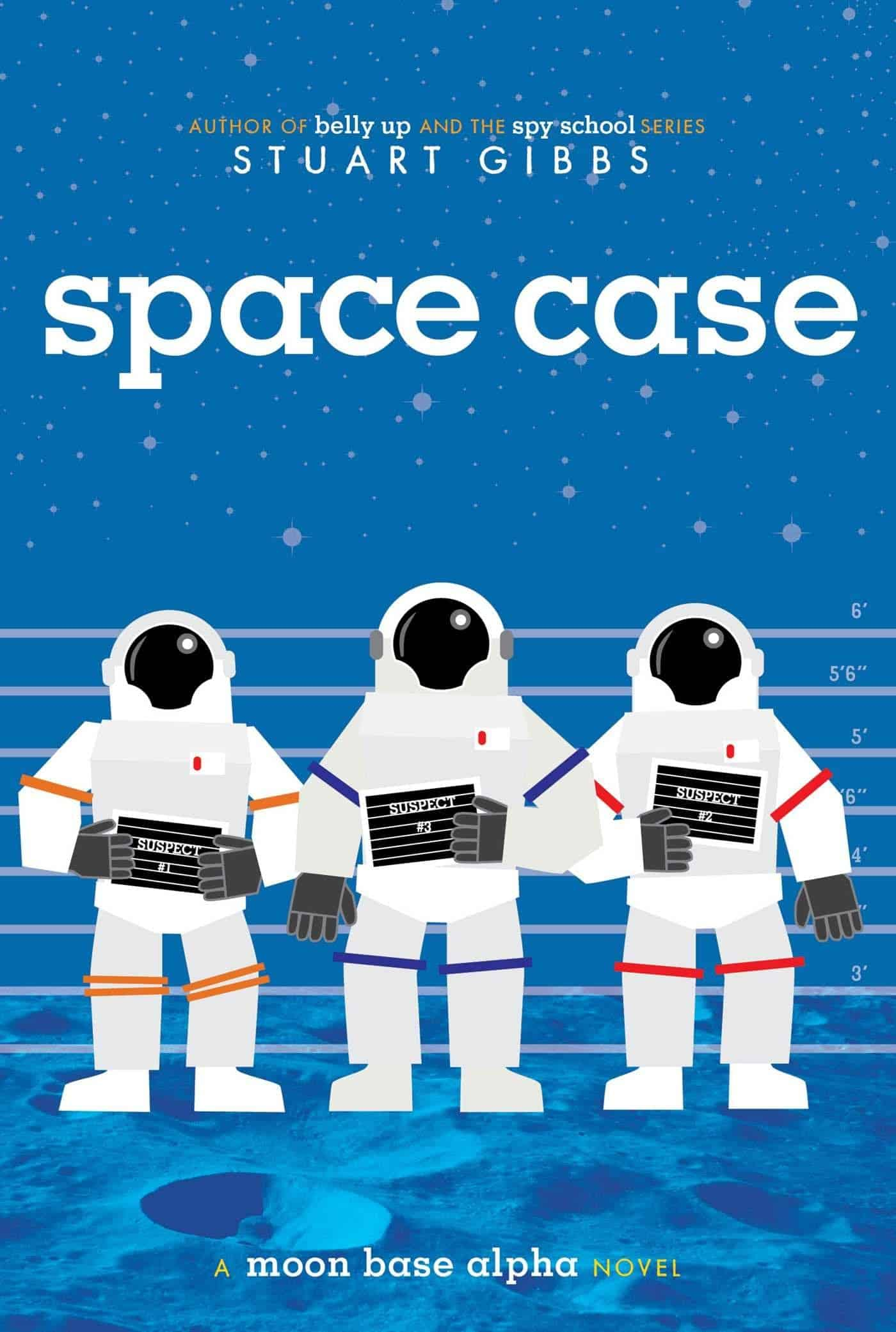 10+ Best Chapter Books for Boys: Space Case | www.thepinningmama.com