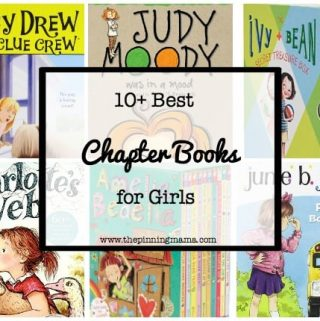 10+ Best Chapter Books for Girls