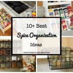 10+ Best Ways to Organize Spices