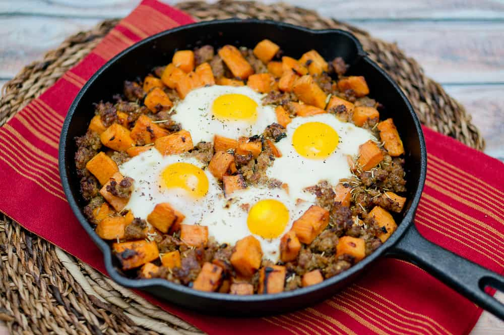30 Days of Whole30 Breakfasts: Sausage| www.thepinningmama.com