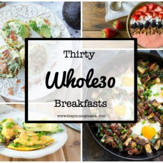 30 Whole30 Breakfast Ideas