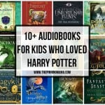 10+ Audiobooks for Kids Who Loved Harry Potter