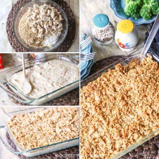 Creamy Chicken & Rice Casserole Recipe