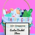10+ Creative Ideas for a Candy Free Easter Basket