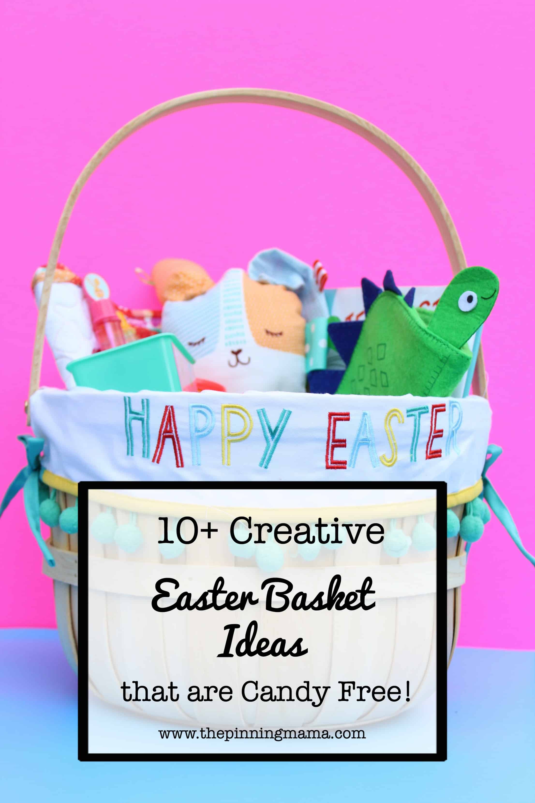 10 creative ideas for a candy free easter basket the pinning mama 10 creative ideas for a candy free easter basket negle Gallery