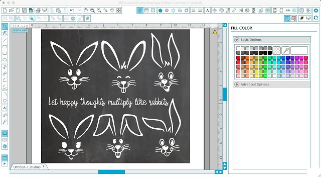 10+ Free Easter Silhouette Cut Files | www.thepinningmama.com
