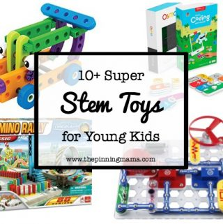 10+ Super Entertaining Stem Toys for Kids