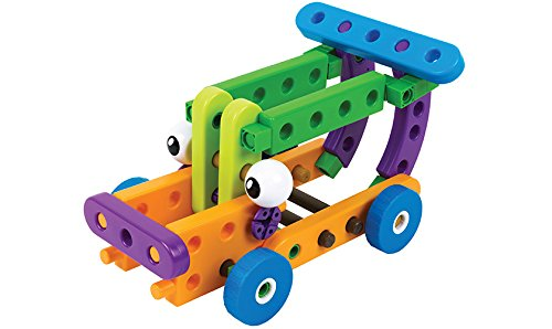 10+ Super Entertaining Stem Toys for Kids: Automobile Engineering Kit | www.thepinningmama.com