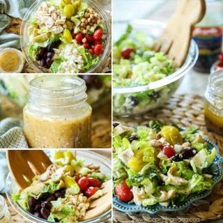 Loaded Greek Salad Recipe