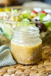Homemade Greek Salad Dressing Recipe