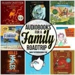 Best Audiobooks for a Family Road Trip