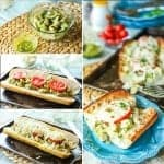 Baked Chicken Caprese Sub recipe instructions