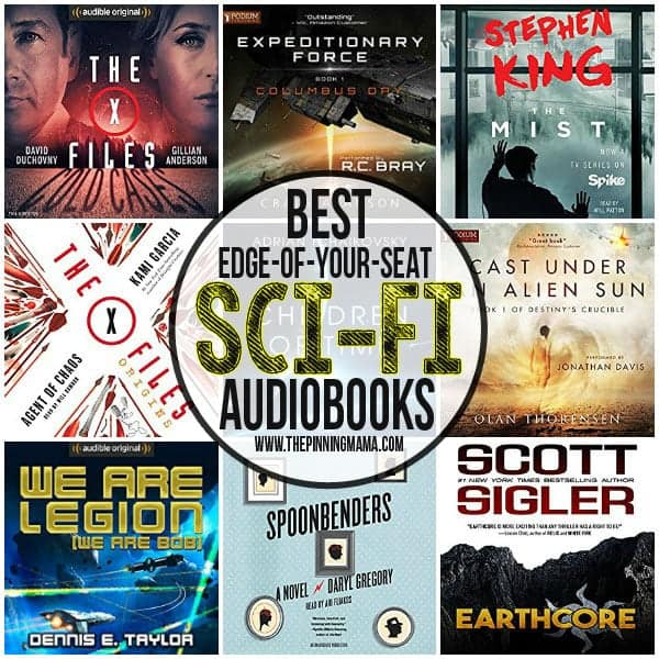Best Sci-Fi Audiobooks