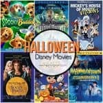 Halloween Disney Movies