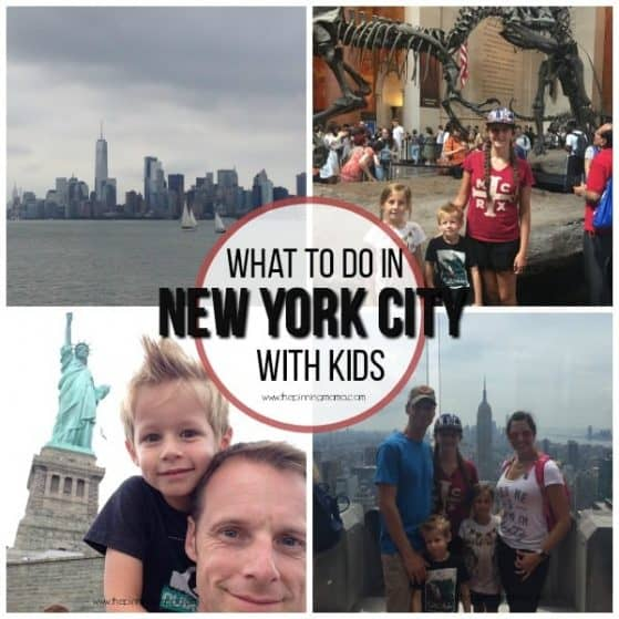 The Best things to do in NYC with kids