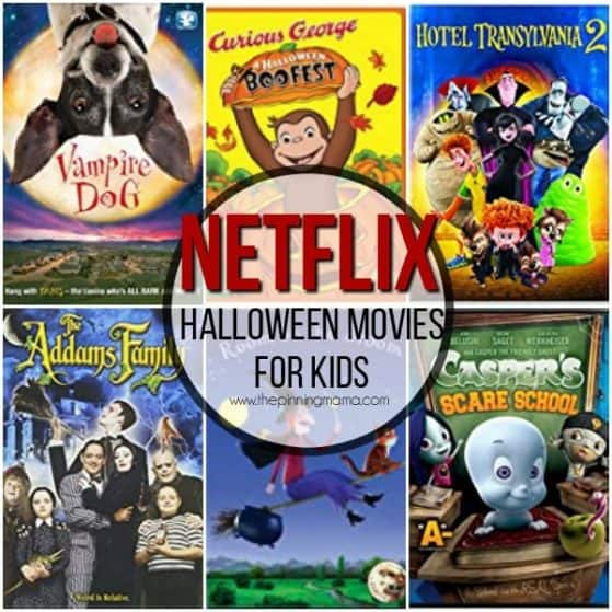 halloween netflix famly movies