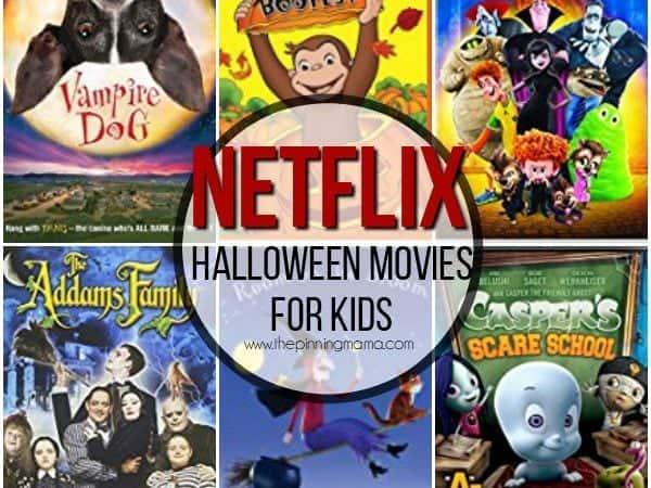halloween netflix famly movies