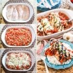 Step by Step bruschetta chicken bake recipe