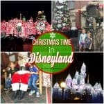 Christmas Time at Disneyland