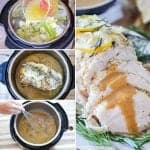 Instant Pot Turkey Breast & Gravy