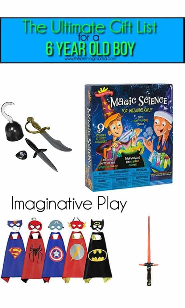good gift ideas for imaginative play