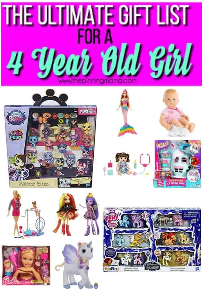 Best Gifts For 4 Year Old Who Loves Dolls Gift Ideas Including Barbies My