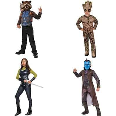 great costume idea for guardians of the galaxy